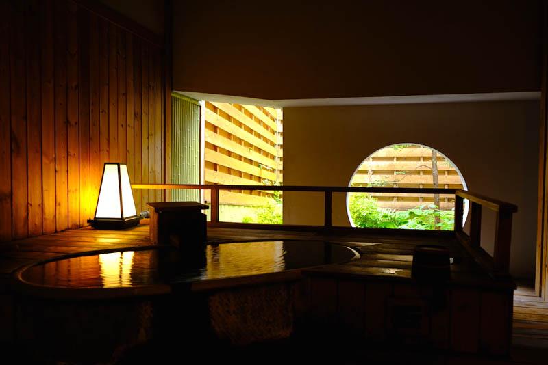 草津現代度假飯店私人湯屋